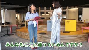 758times 名古屋学院大学編 中原麻衣さん
