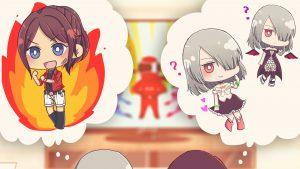 平子と聖が理想のヒーローについて話し合ったとき