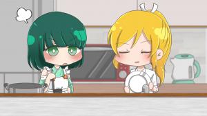 白鳥姉妹の日常会話